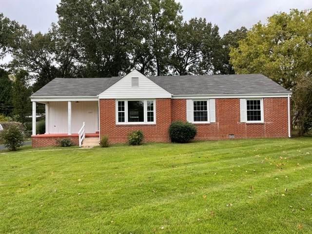 307 Druid Ln, Tullahoma, TN 37388 (MLS #RTC2300072) :: John Jones Real Estate LLC