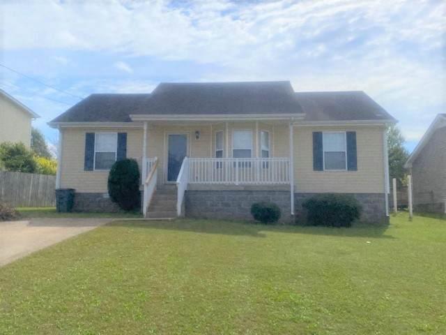 236 Senator Dr, Clarksville, TN 37042 (MLS #RTC2300216) :: Village Real Estate