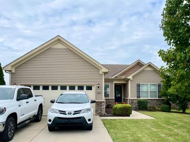 1818 Colyn Ave, Murfreesboro, TN 37128 (MLS #RTC2300938) :: Team George Weeks Real Estate
