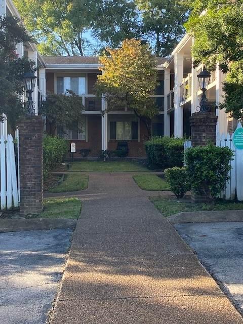 2121 Fairfax Ave #5, Nashville, TN 37212 (MLS #RTC2301196) :: Ashley Claire Real Estate - Benchmark Realty