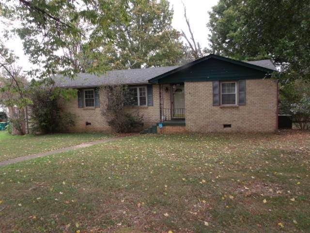201 Woods Ave S, Lewisburg, TN 37091 (MLS #RTC2302007) :: Christian Black Team