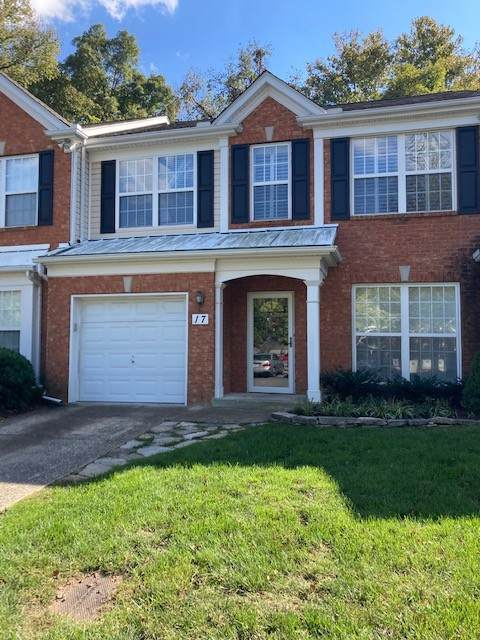 601 Old Hickory Blvd #17, Brentwood, TN 37027 (MLS #RTC2302095) :: Real Estate Works