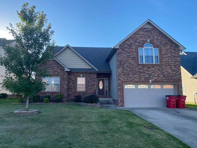 1229 Chinook Cir, Clarksville, TN 37042 (MLS #RTC2302147) :: The Home Network by Ashley Griffith