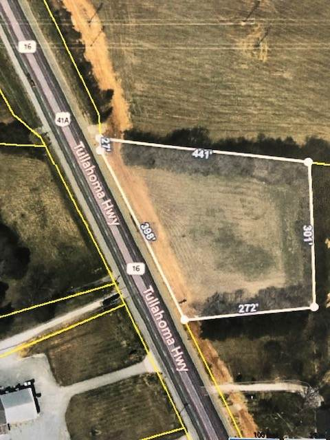 0 Tullahoma Hwy, Winchester, TN 37398 (MLS #RTC2302331) :: RE/MAX 1st Choice