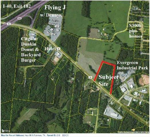 0 Hwy 96 N, Fairview, TN 37062 (MLS #RTC2302693) :: The Milam Group at Fridrich & Clark Realty