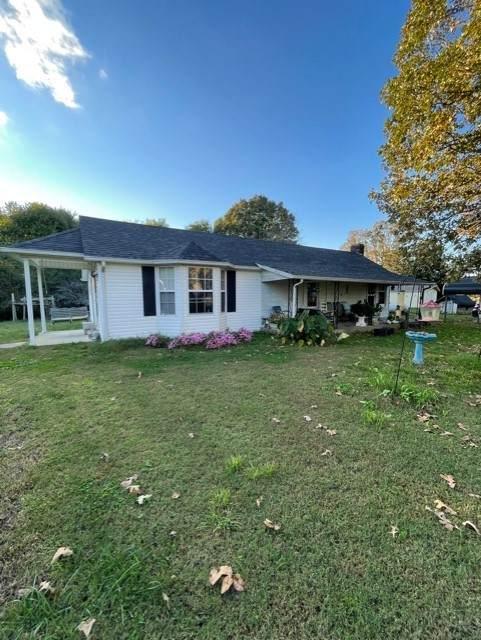 297 Napier Rd, Summertown, TN 38483 (MLS #RTC2302883) :: Christian Black Team