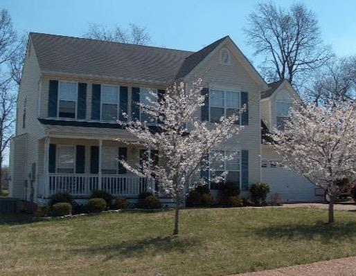 2224 Hayward Ln, Spring Hill, TN 37174 (MLS #1849627) :: Keller Williams Realty