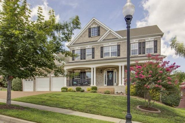 1207 Broadmoor Cir, Franklin, TN 37067 (MLS #1856504) :: The Kelton Group
