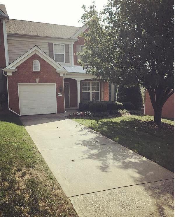 447 Old Towne Drive #447, Brentwood, TN 37027 (MLS #1865214) :: The Milam Group at Fridrich & Clark Realty