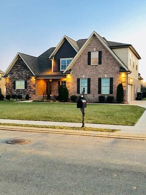 1030 Empire Blvd, Murfreesboro, TN 37130 (MLS #1889603) :: NashvilleOnTheMove | Benchmark Realty