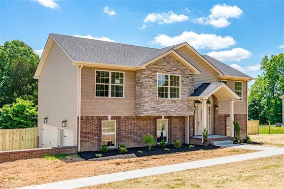 4 The Ridge, Clarksville, TN 37040 (MLS #1897741) :: Berkshire Hathaway HomeServices Woodmont Realty