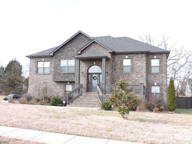 2224 Ellington Gait Dr, Clarksville, TN 37043 (MLS #1901230) :: DeSelms Real Estate