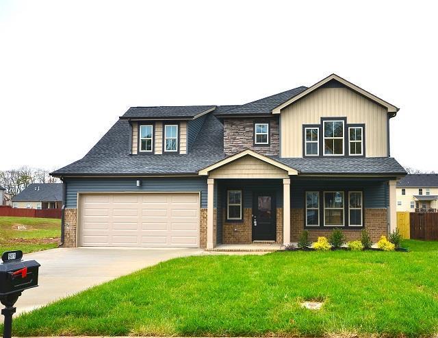 51 Sango Mills, Clarksville, TN 37040 (MLS #1903362) :: DeSelms Real Estate