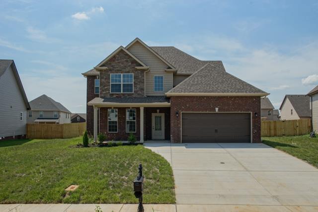 66 Sango Mills, Clarksville, TN 37043 (MLS #1903632) :: DeSelms Real Estate