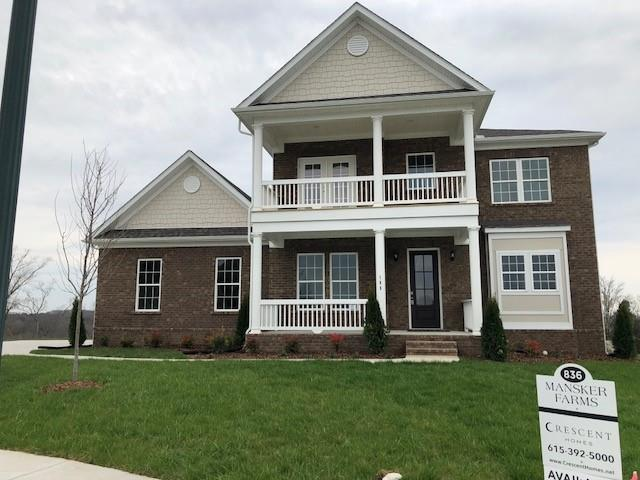 108 Coachlight Court, Hendersonville, TN 37075 (MLS #1904915) :: The Milam Group at Fridrich & Clark Realty
