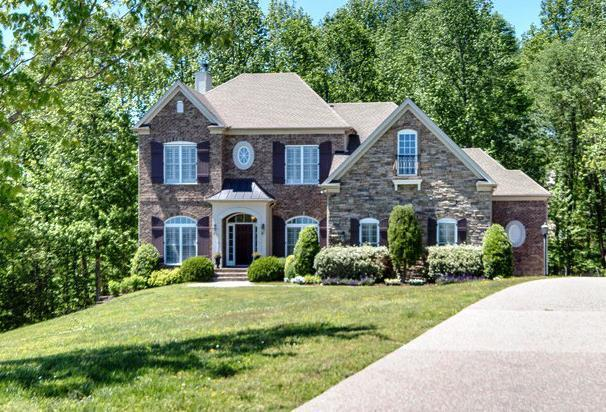 871 Arlington Heights Dr, Brentwood, TN 37027 (MLS #1911957) :: DeSelms Real Estate