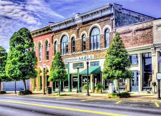 121 Main Ave S S, Fayetteville, TN 37334 (MLS #1914620) :: HALO Realty