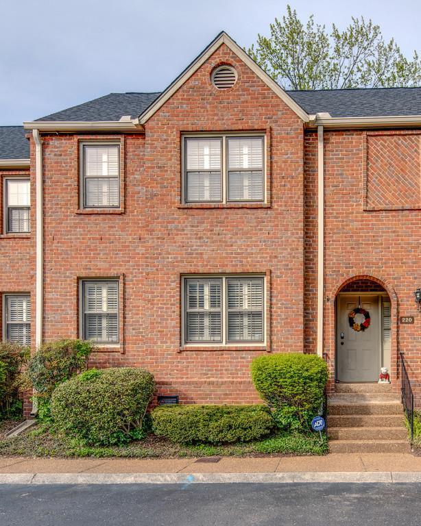 220 Westchase Dr, Nashville, TN 37205 (MLS #1915416) :: NashvilleOnTheMove | Benchmark Realty