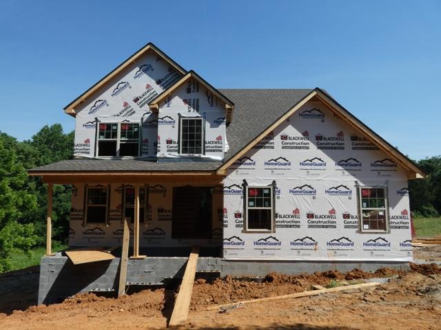 681 Salem Ridge Road (Lot 3), Clarksville, TN 37040 (MLS #1916332) :: Berkshire Hathaway HomeServices Woodmont Realty