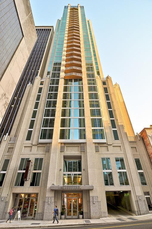 415 Church Street #1302 #1302, Nashville, TN 37219 (MLS #1926061) :: HALO Realty
