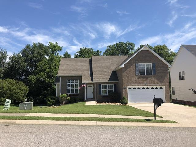 3159 Holly Pt, Clarksville, TN 37043 (MLS #1948716) :: CityLiving Group