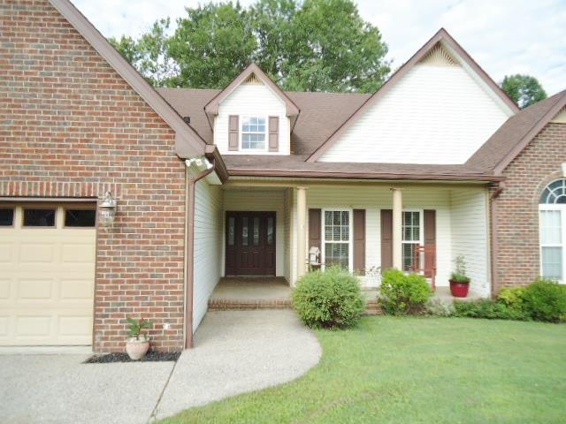 101 Springbrook Blvd, White House, TN 37188 (MLS #1950686) :: John Jones Real Estate LLC