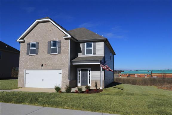 116 Summerfield, Clarksville, TN 37040 (MLS #1951788) :: EXIT Realty Bob Lamb & Associates