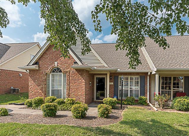 410 Biltmore Cir 16L, Murfreesboro, TN 37128 (MLS #1961254) :: Team Wilson Real Estate Partners