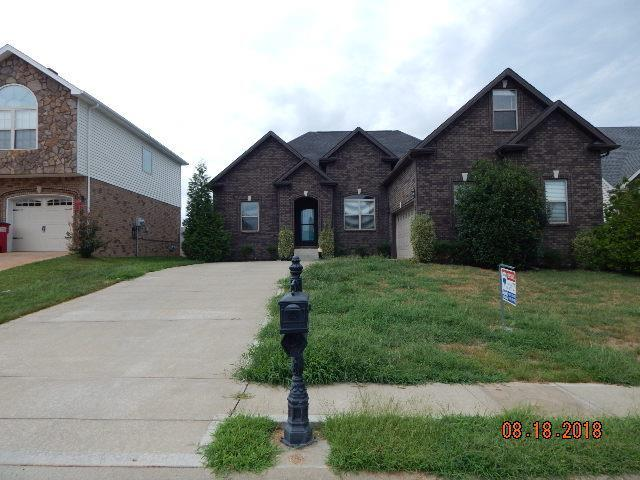 3320 Wiser Dr, Clarksville, TN 37042 (MLS #1961889) :: REMAX Elite