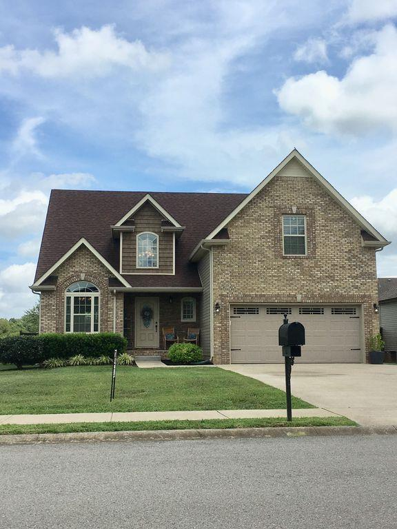 2257 Ellington Gait Dr, Clarksville, TN 37043 (MLS #1968127) :: Berkshire Hathaway HomeServices Woodmont Realty