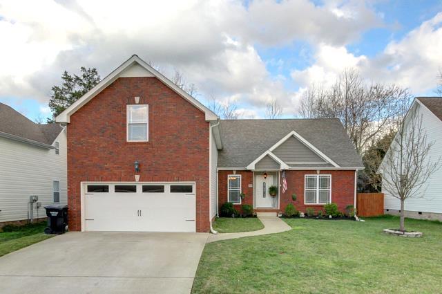 553 Parkvue Village Way, Clarksville, TN 37043 (MLS #1973370) :: REMAX Elite