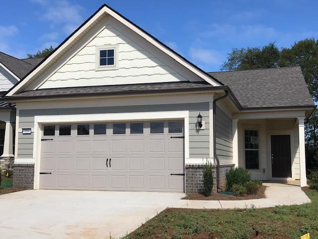 126 Tipton Pass #139, Spring Hill, TN 37174 (MLS #1973491) :: John Jones Real Estate LLC