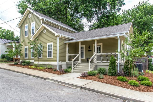 900 Jackson St, Nashville, TN 37208 (MLS #1981611) :: Team Wilson Real Estate Partners