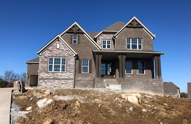 988 Quinn Terrace, Lot 4, Nolensville, TN 37135 (MLS #1982159) :: John Jones Real Estate LLC