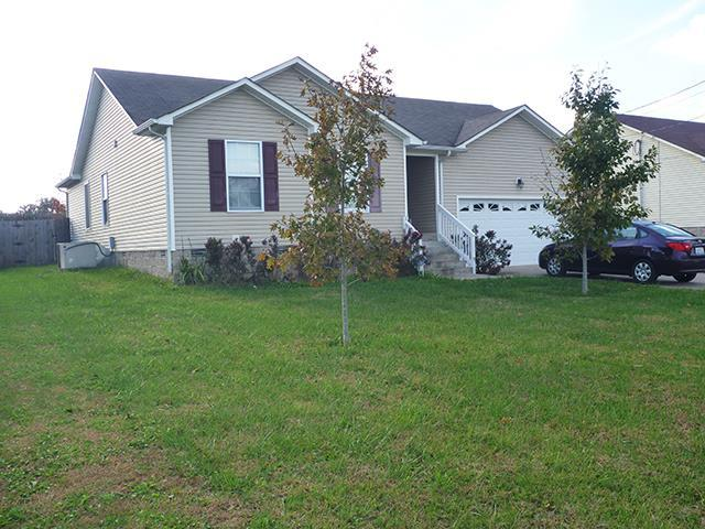 313 Grant Ave., Oak Grove, KY 42262 (MLS #1984269) :: RE/MAX Homes And Estates