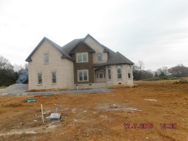 1218 Alex Walker Dr, Christiana, TN 37037 (MLS #1987130) :: John Jones Real Estate LLC