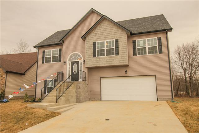 660 Fox Hound Dr, Clarksville, TN 37040 (MLS #1987426) :: The Milam Group at Fridrich & Clark Realty