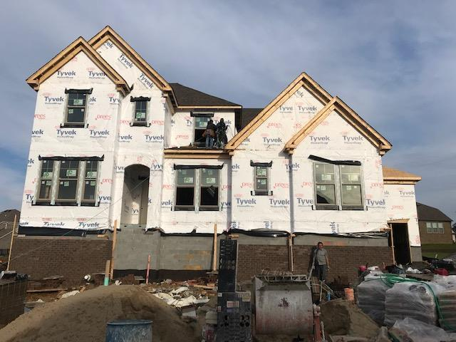 2016 Belsford Drive #157, Nolensville, TN 37135 (MLS #1994990) :: John Jones Real Estate LLC