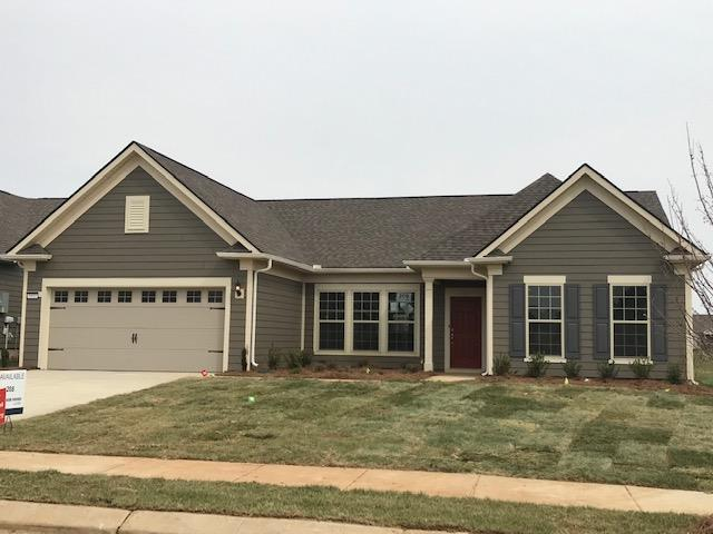 1032 Coffee Ridge #208, Spring Hill, TN 37174 (MLS #2003705) :: Ashley Claire Real Estate - Benchmark Realty