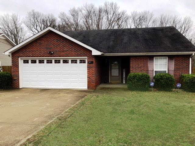 418 Faulkner Dr, Clarksville, TN 37042 (MLS #2004517) :: Five Doors Network