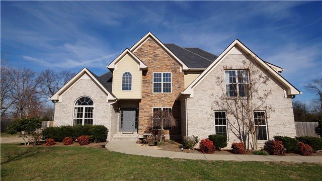 3699 Prestwicke Pl, Clarksville, TN 37042 (MLS #RTC2018082) :: John Jones Real Estate LLC