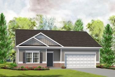 606 Tines Drive Lot 86, Shelbyville, TN 37160 (MLS #RTC2008966) :: Village Real Estate