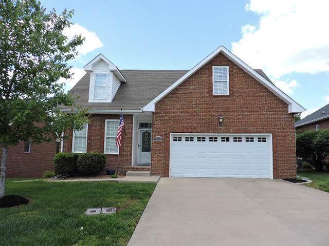 717 Courtland Ave, Clarksville, TN 37043 (MLS #RTC2040982) :: REMAX Elite