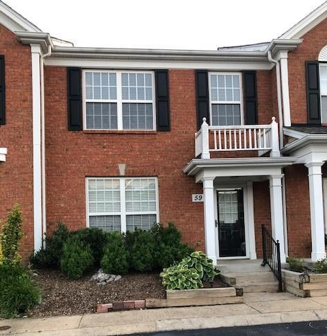 601 Old Hickory Blvd Unit 59, Brentwood, TN 37027 (MLS #RTC2050966) :: CityLiving Group