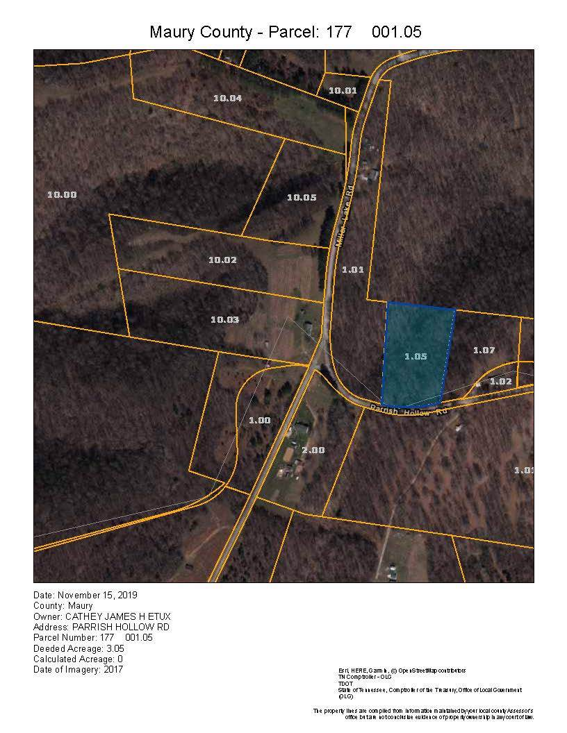 0 Parrish Hollow Road - Photo 1