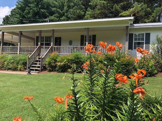 701 Littrell Rd, Loretto, TN 38469 (MLS #RTC2056817) :: Nashville's Home Hunters