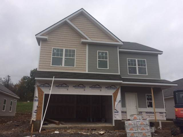 7 Burchell Lane (Lot 7), Columbia, TN 38401 (MLS #RTC2059266) :: Village Real Estate