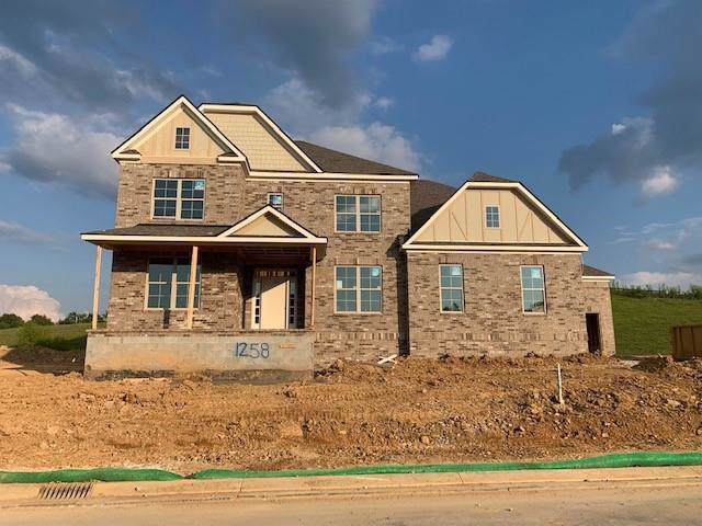 1013 Cumberland Valley Dr-1258, Franklin, TN 37064 (MLS #RTC2066113) :: Ashley Claire Real Estate - Benchmark Realty