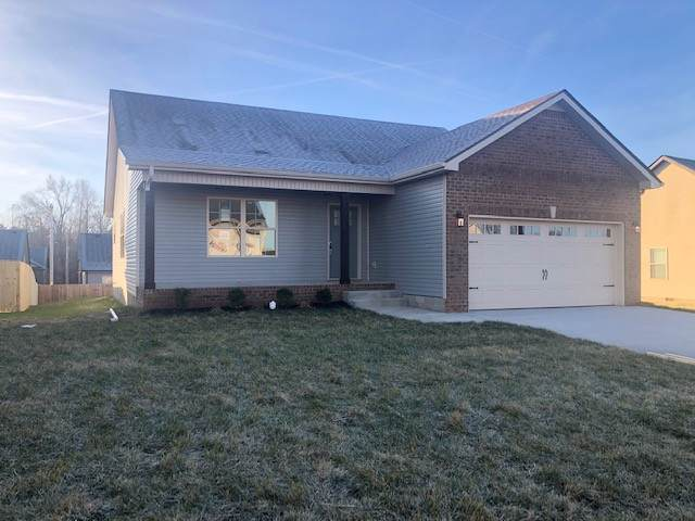 89 Rose Edd, Oak Grove, KY 42262 (MLS #RTC2071130) :: Village Real Estate