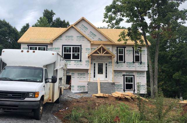 39 Deer Hollow Estates, Clarksville, TN 37042 (MLS #RTC2072279) :: Village Real Estate